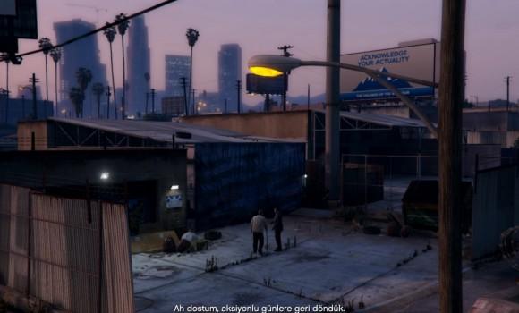 GTA 5 Türkçe Yama Ekran Görüntüleri - 1