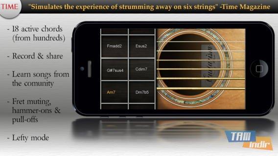 guitarism - pocket guitar Ekran Görüntüleri - 4