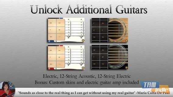 guitarism - pocket guitar Ekran Görüntüleri - 3