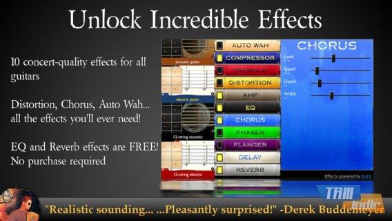 guitarism - pocket guitar Ekran Görüntüleri - 2