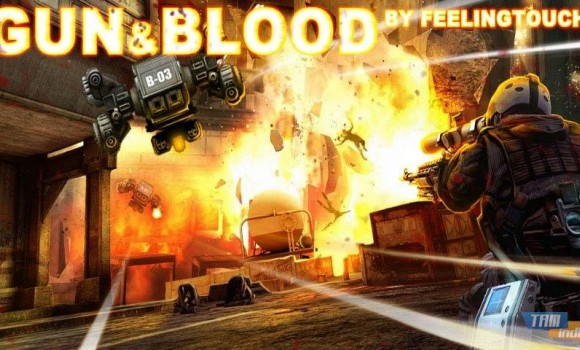 Gun & Blood Ekran Görüntüleri - 7