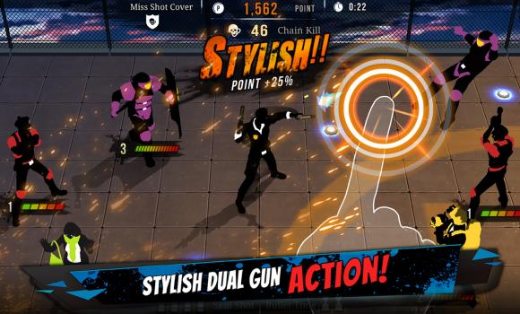 Gun Strider Ekran Görüntüleri - 4