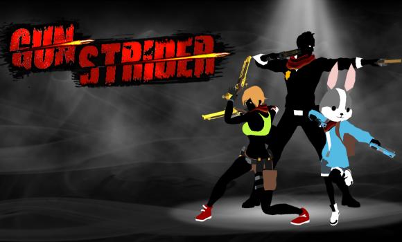 Gun Strider Ekran Görüntüleri - 1