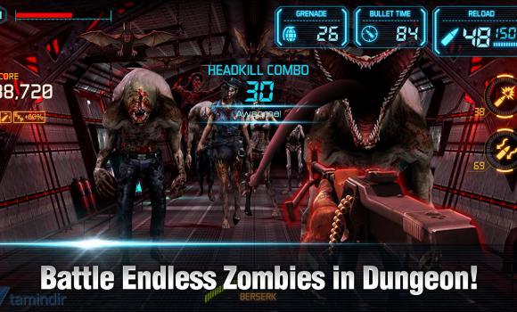 Gun Zombie 2 Ekran Görüntüleri - 3