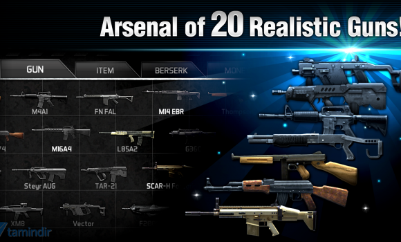 Gun Zombie 2 Ekran Görüntüleri - 2