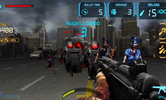 Gun Zombie 2 Ekran Görüntüleri - 1