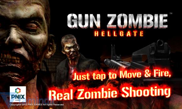 GUN ZOMBIE: HELLGATE Ekran Görüntüleri - 5