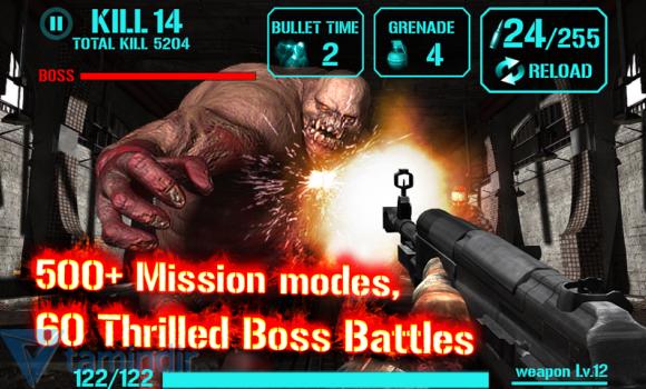 GUN ZOMBIE: HELLGATE Ekran Görüntüleri - 4