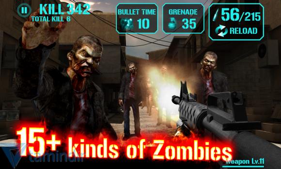 GUN ZOMBIE: HELLGATE Ekran Görüntüleri - 3