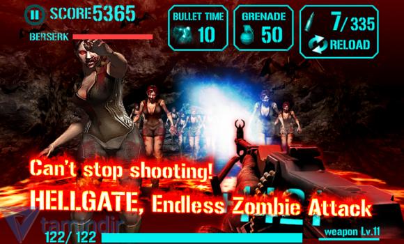 GUN ZOMBIE: HELLGATE Ekran Görüntüleri - 1