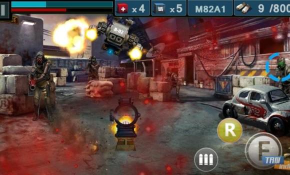 Gun & Blood Ekran Görüntüleri - 4