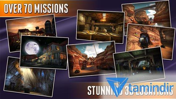 GUNFINGER Ekran Görüntüleri - 3