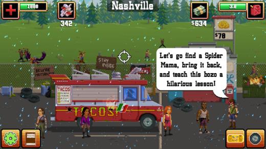 Gunman Taco Truck Ekran Görüntüleri - 3
