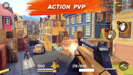 Guns of Boom Ekran Görüntüleri - 4