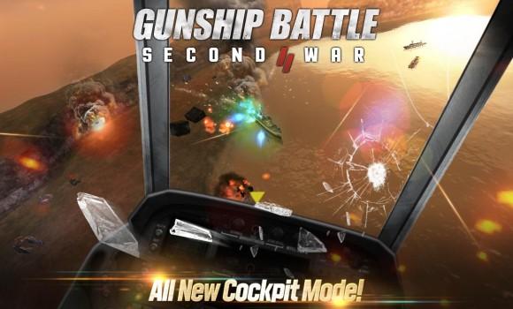 GUNSHIP BATTLE: SECOND WAR Ekran Görüntüleri - 3