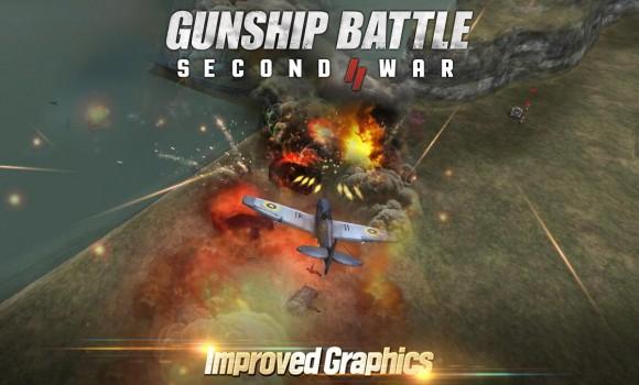 GUNSHIP BATTLE: SECOND WAR Ekran Görüntüleri - 4