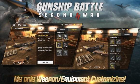 GUNSHIP BATTLE: SECOND WAR Ekran Görüntüleri - 2
