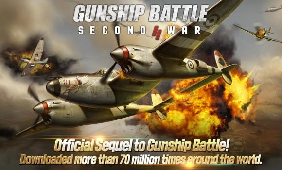 GUNSHIP BATTLE: SECOND WAR Ekran Görüntüleri - 5