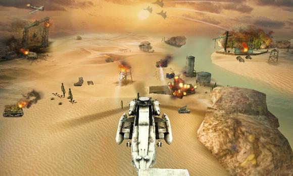 Gunship Strike 3D Ekran Görüntüleri - 5