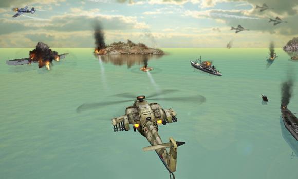 Gunship Strike 3D Ekran Görüntüleri - 4