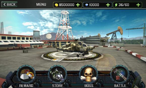Gunship Strike 3D Ekran Görüntüleri - 3