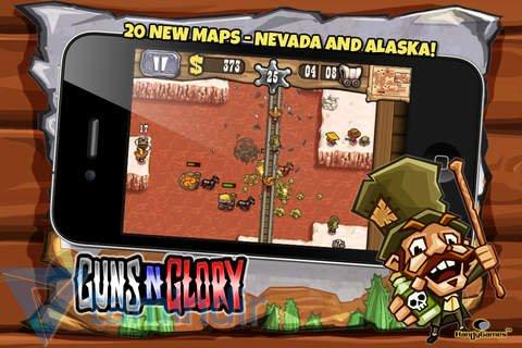 Guns'n'Glory Ekran Görüntüleri - 4