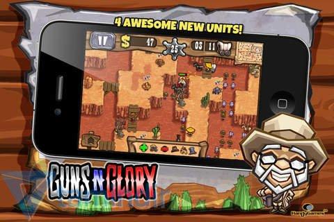 Guns'n'Glory Ekran Görüntüleri - 3