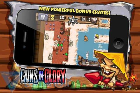 Guns'n'Glory Ekran Görüntüleri - 2