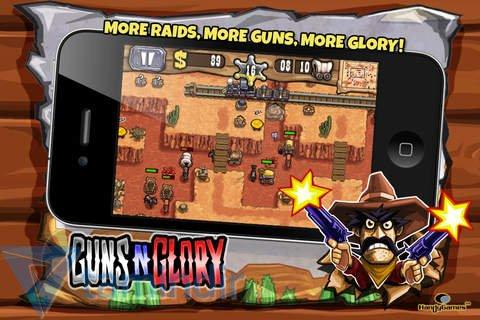 Guns'n'Glory Ekran Görüntüleri - 1