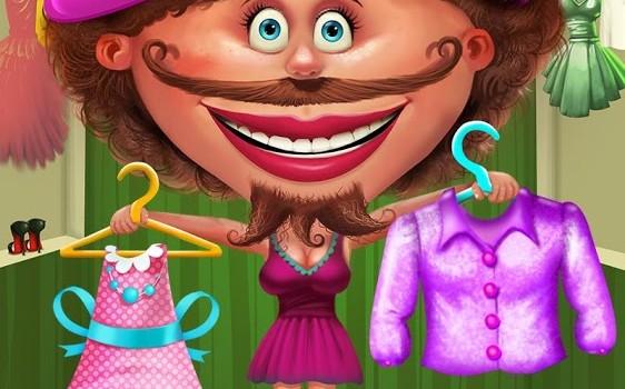 Hairy Nerds - Crazy Makeover Ekran Görüntüleri - 5