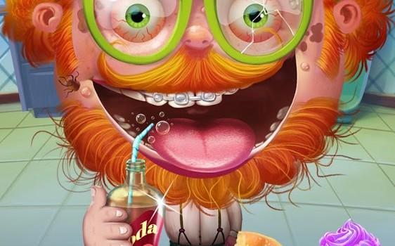 Hairy Nerds - Crazy Makeover Ekran Görüntüleri - 3