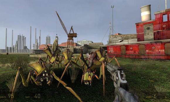 Half Life 2 Ekran Görüntüleri - 7