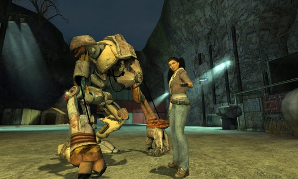 Half Life 2 Ekran Görüntüleri - 6
