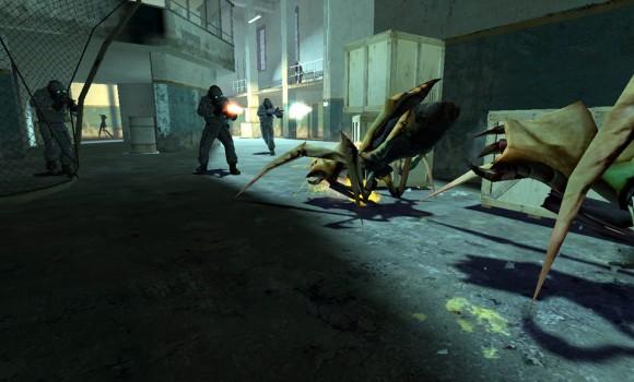 Half Life 2 Ekran Görüntüleri - 4