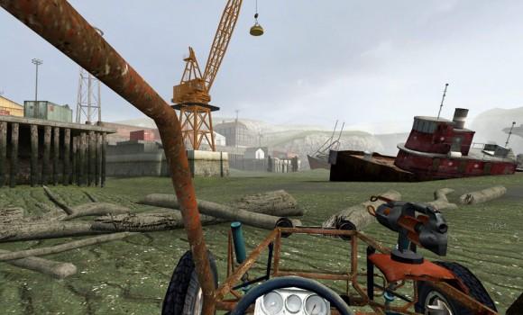 Half Life 2 Ekran Görüntüleri - 2
