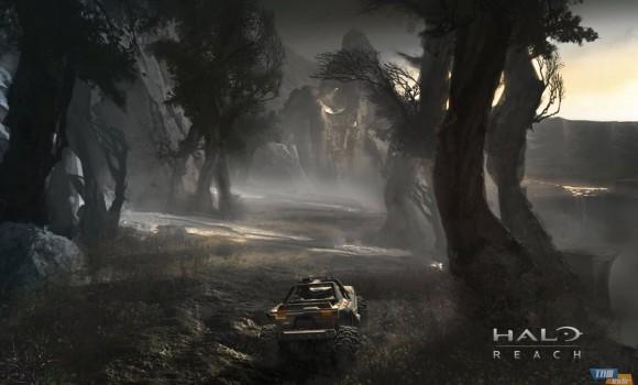 Halo: Reach İlham Kaynakları Teması Ekran Görüntüleri - 3