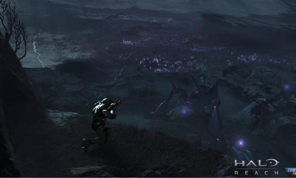 Halo: Reach İlham Kaynakları Teması Ekran Görüntüleri - 2