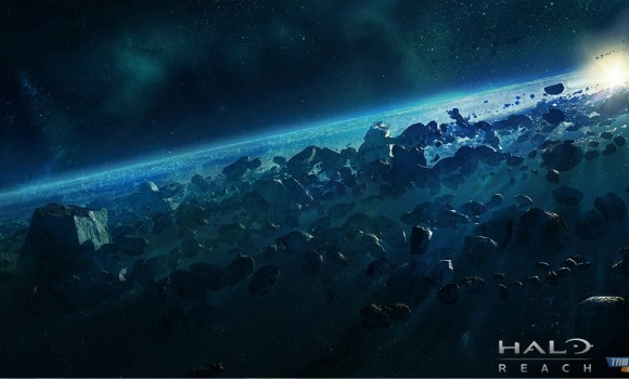 Halo: Reach İlham Kaynakları Teması Ekran Görüntüleri - 1
