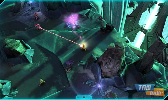 Halo: Spartan Assault Lite Ekran Görüntüleri - 2