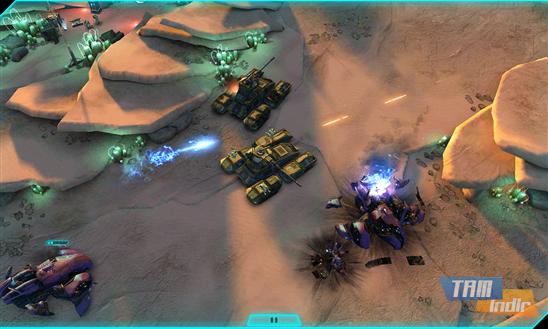 Halo: Spartan Assault Ekran Görüntüleri - 1
