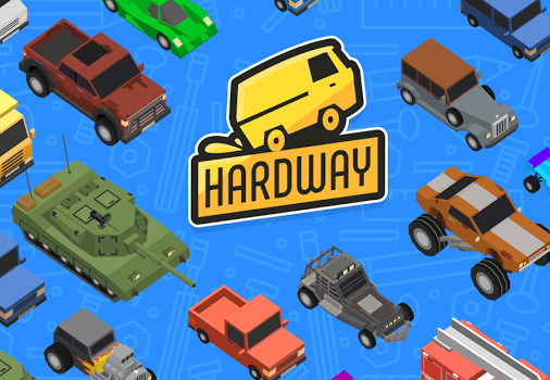 Hardway - Endless Road Builder Ekran Görüntüleri - 5