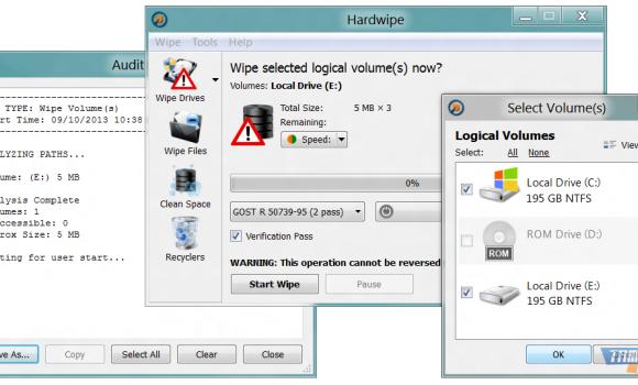 Hardwipe Ekran Görüntüleri - 2
