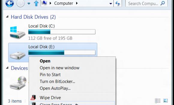 Hardwipe Ekran Görüntüleri - 1