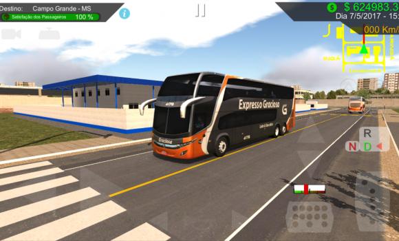 Heavy Bus Simulator Ekran Görüntüleri - 2