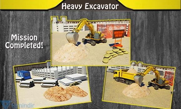 Heavy Excavator 3D Simulator 2 Ekran Görüntüleri - 2