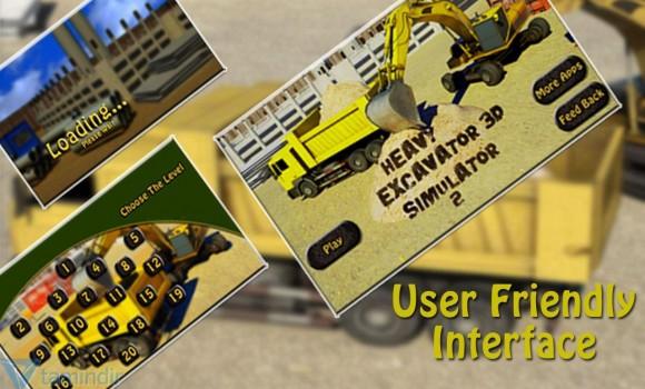 Heavy Excavator 3D Simulator 2 Ekran Görüntüleri - 3