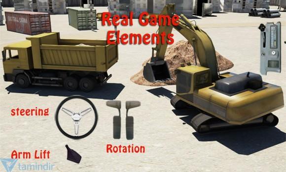 Heavy Excavator 3D Simulator 2 Ekran Görüntüleri - 4