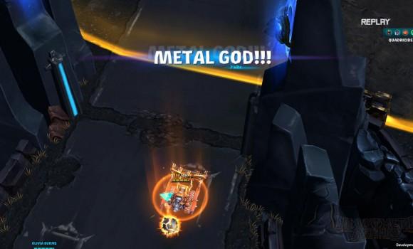 Heavy Metal Machines Ekran Görüntüleri - 3