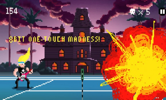 Heavy Metal Tennis Training Ekran Görüntüleri - 3