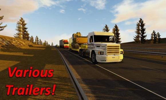 Heavy Truck Simulator Ekran Görüntüleri - 2